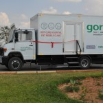 The new ENT Mobile Clinic provided by Gorta