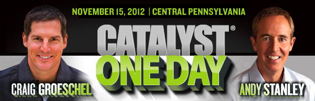 Catalyst One Day in Central Pennsylvania