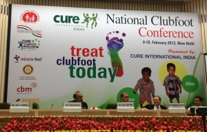 CURE India National Clubfoot Conference