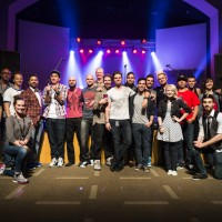 Club Awesome Artists & Crew Celebrate Lives Changed