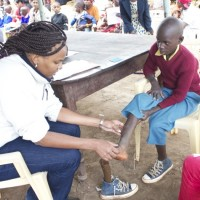 A photo of Lazarus Mukosi from Kenya. Learn more at http://cure.org/curekids/kenya/2011/12/lazarus_mukosi/