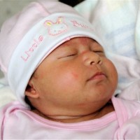 A photo of Alauca Itzayana Montes from Honduras. Learn more at cure.org/curekids/honduras/2012/01/alauca_itzayana_montes/
