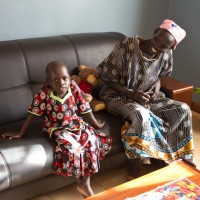 A photo of Grace Athian from Kenya. Learn more at cure.org/curekids/kenya/2012/01/grace_athian/