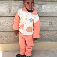 A photo of Naol Negusse from Ethiopia. Learn more at cure.org/curekids/ethiopia/2012/03/naol_negusse/
