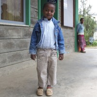 A photo of Naol Negusse from Ethiopia. Learn more at http://cure.org/curekids/ethiopia/2012/03/naol_negusse/