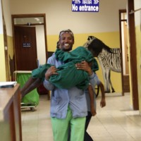 A photo of Amanuel Cheneke from Ethiopia. Learn more at cure.org/curekids/ethiopia/2012/04/amanuel_cheneke/
