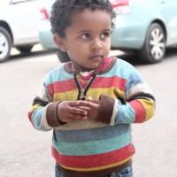 A photo of Aduniyas Birhanu from Ethiopia. Learn more at cure.org/curekids/ethiopia/2012/06/aduniyas_birhanu/
