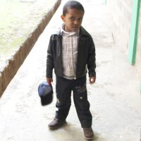 A photo of Aduniyas Birhanu from Ethiopia. Learn more at http://cure.org/curekids/ethiopia/2012/06/aduniyas_birhanu/