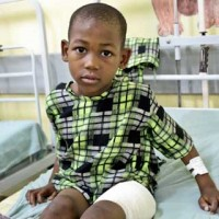 A photo of Evance Antonio from Malawi. Learn more at cure.org/curekids/malawi/2013/01/evance_antonio/