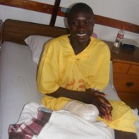 A photo of Eric Simiyu from Kenya. Learn more at cure.org/curekids/kenya/2013/01/eric_simiyu/