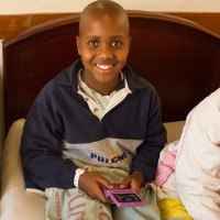 A photo of Andy Muhinga from Kenya. Learn more at cure.org/curekids/kenya/2013/02/andy_muhinga/
