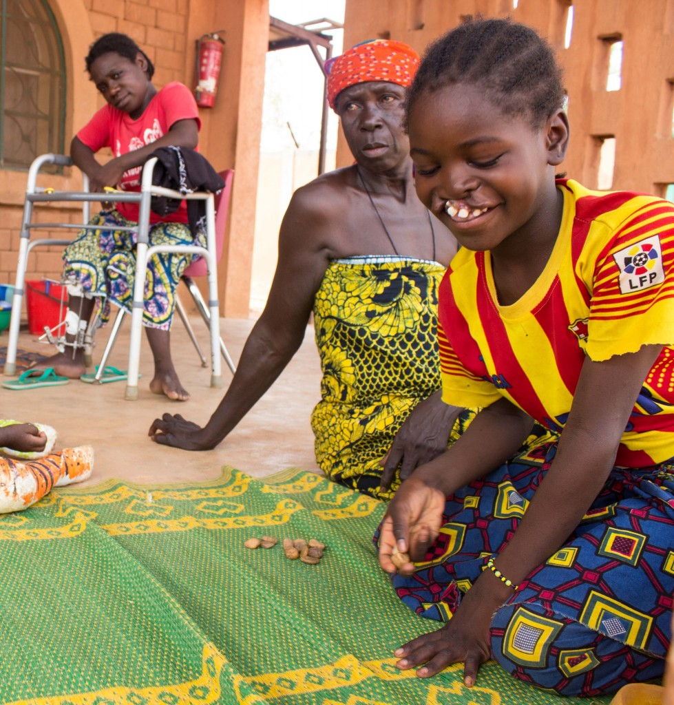 A photo of Sharifa Mouctarou from Niger. Learn more at http://cure.org/curekids/niger/2014/05/sharifa_mouctarou/