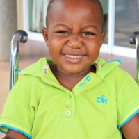 A photo of Dumisani Mwinibwalo from Malawi. Learn more at cure.org/curekids/malawi/2011/11/dumisani_mwinibwalo/
